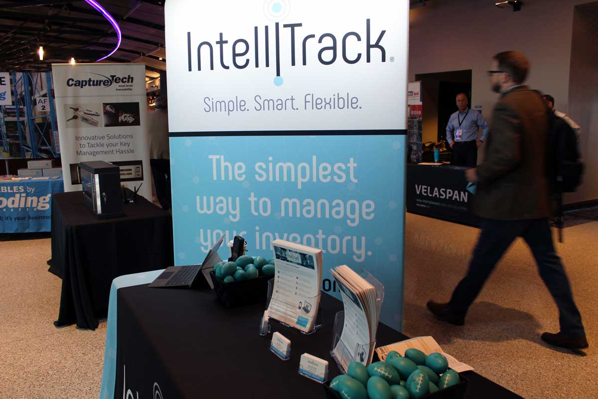 IntelliTrack® to Showcase at Upcoming Barcoding Executive Forum ENCORE