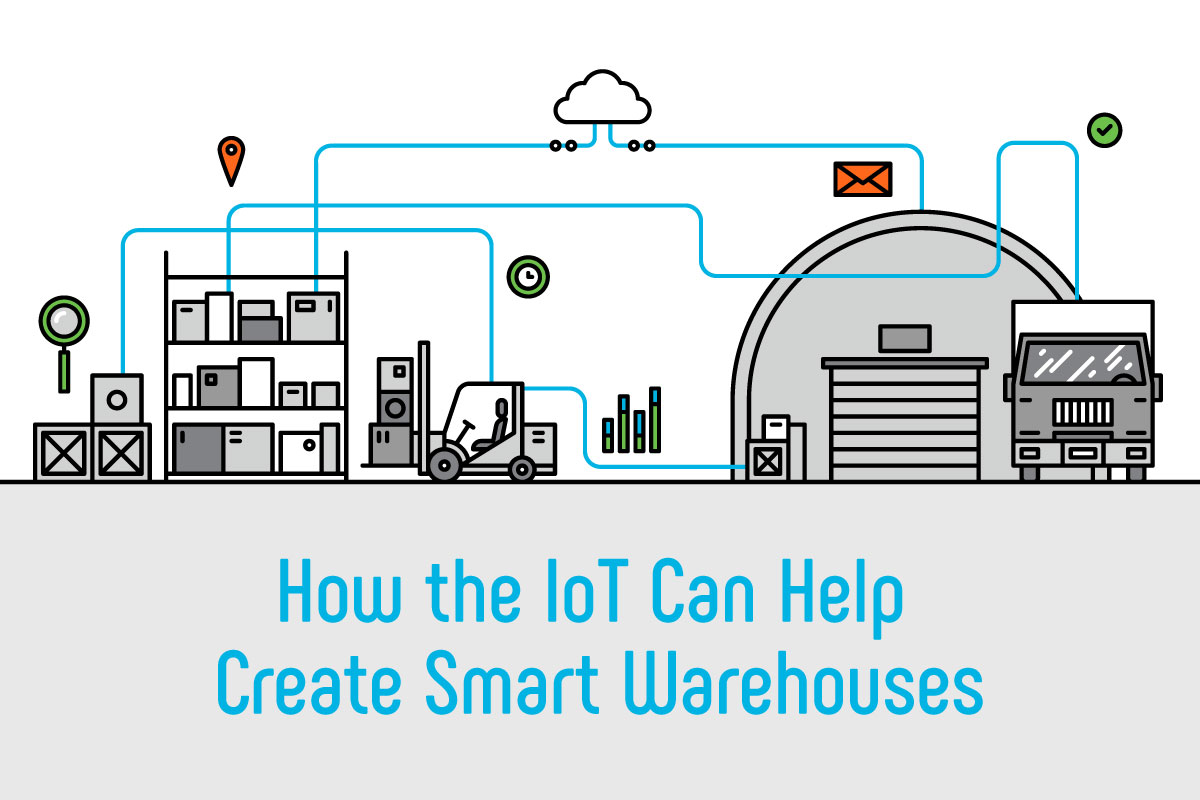 How the Internet of Things is Helping to Create Smart Warehouses