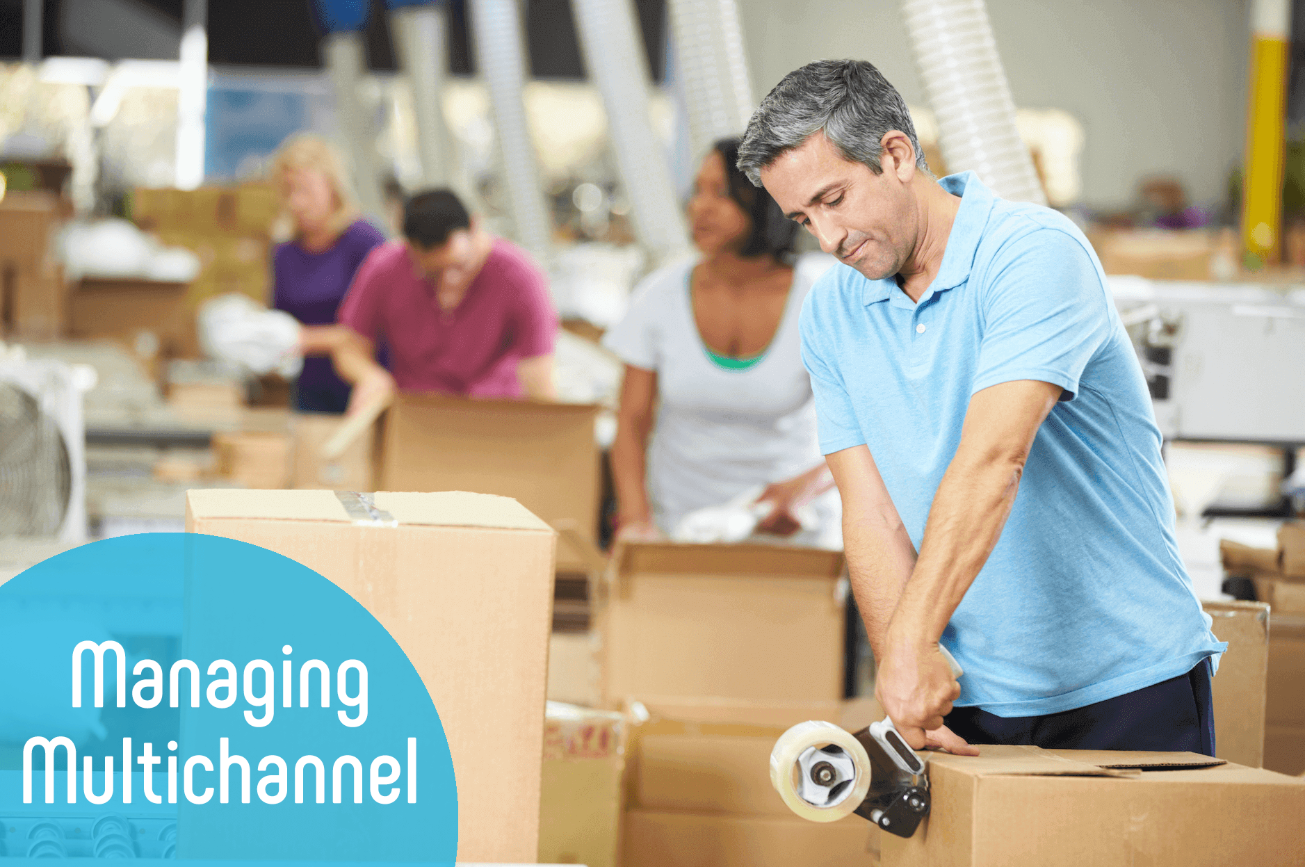 Improve Multichannel with Better Inventory Control