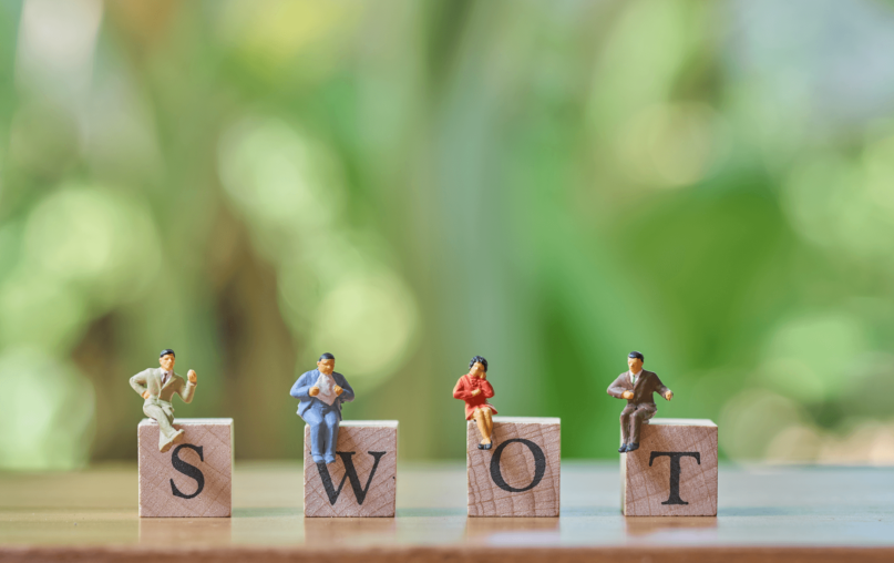 Using SWOT in Small Business Logistics Management